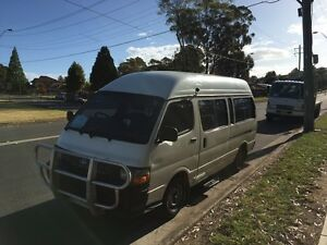 Toyota hiace bus 1995 Greystanes Parramatta Area Preview