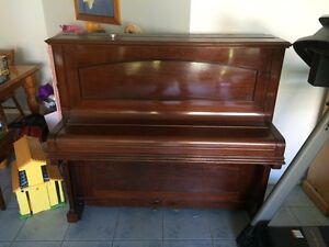 J. Wallis Piano musical instrument beginners Glenmore Park Penrith Area Preview