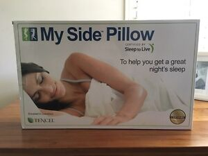My Side Pillow - Gel Infused Latex Pillow Size A Wembley Cambridge Area Preview