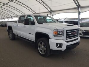 2019 GMC Sierra 2500HD SLT REAR VISION CAMERA, LEATHER, SUNROOF