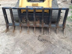 Bobcat stick rake  or may suit tractor Raymond Terrace Port Stephens Area Preview