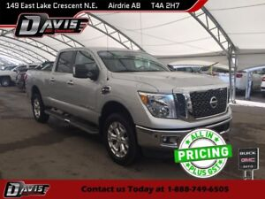 2016 Nissan Titan XD SV NAVIGATION, HTD SEATS, TRAILER BRAKE...