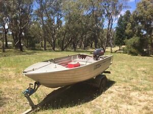 Dinghy 3.75m Sea Jay Angler Busselton Busselton Area Preview