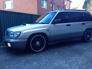 Forester 99 GT   Silverwater Auburn Area Preview