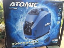 Generator Atomic 2200x Lara Outer Geelong Preview