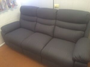 Brand new 3 seater lounge with end recliners + 2 recliners Cowra Cowra Area Preview
