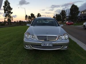 Merc c180 kompressor Southbank Melbourne City Preview