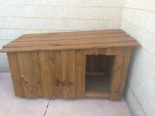 Wooden Dog Kennel Nollamara Stirling Area Preview
