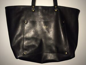 AS NEW Sambag reversible black nude leather tote bag RRP $450 Brisbane City Brisbane North West Preview