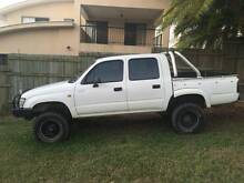 1998 Toyota Hilux Ute Margate Redcliffe Area Preview