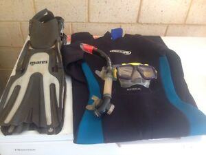 Scuba Gear Oakford Serpentine Area Preview