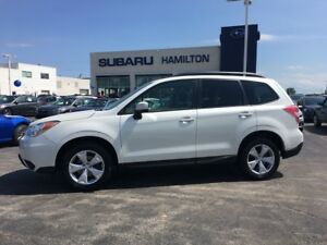 2015 Subaru Forester 2.5i Convenience Package ONE OWNER | NO...