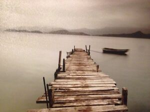 Lake canvas photography Gillieston Heights Maitland Area Preview