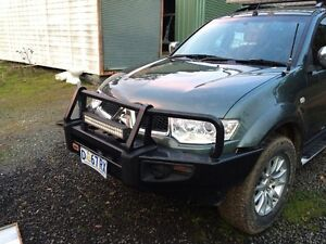 Mitsubishi Challenger 2010 Grove Huon Valley Preview