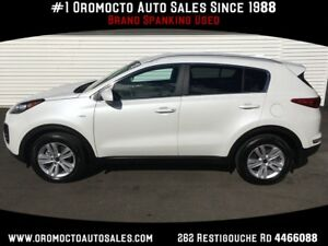 2018 Kia Sportage LX Back Up Camera, Heated Seats, Cruise Con...