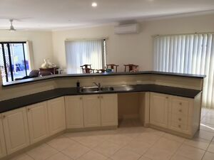 Kitchen- Complete with sink, oven, and cooktop. Banksia Beach Caboolture Area Preview