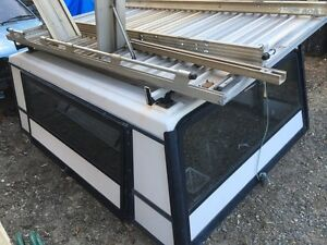 Ute tray and canopy for sale. Ideal for trailer. $500 ono Mudgeeraba Gold Coast South Preview