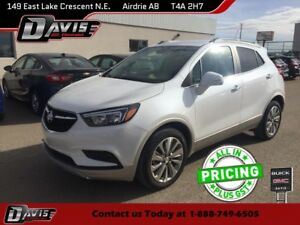2017 Buick Encore Preferred TURBO CHARGED, REAR VISION CAMERA...