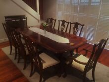 8 Seat Extendable Dining Set Batesford Geelong City Preview
