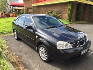 DAEWOO LACETTI 2004 Doncaster East Manningham Area Preview