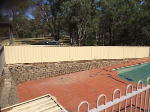 Fencing and gates Richmond Hawkesbury Area Preview