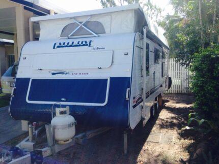 Elegant 2010 Jayco Starcraft Caravan For Sale In Cairns