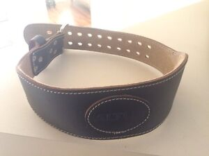 Altus Leather Weightlifting Belt Beaumont Hills The Hills District Preview