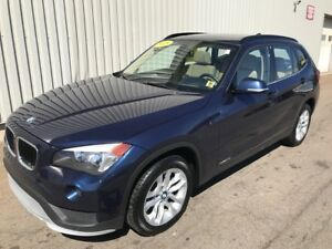 2015 BMW X1 xDrive28i ALL WHEEL DRIVE | VERY LOW KMs | LEATHE...
