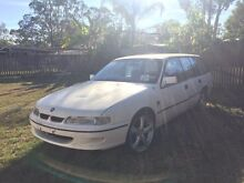 VR COMMODORE WAGON MANUAL Browns Plains Logan Area Preview