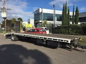 CAR TRAILER / HEAVY MACHINERY TRAILER / PLANT TRAILER / TAG TRAILER Doncaster East Manningham Area Preview