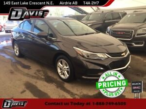 2017 Chevrolet Cruze LT Auto USB PORT, HEATED SEATS, SIRIUS R...