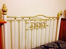 "Quality Queen ""Class is Brass"" Bed Tranmere Campbelltown Area Preview"