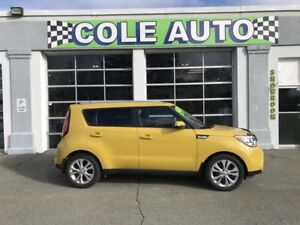 2015 Kia Soul EX+ ECO Great Condition, low kms