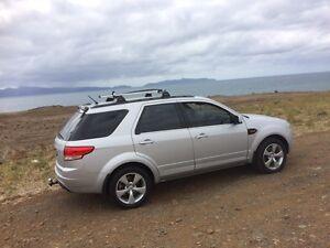 Ford territory sz diesil 2011. Great car $20950 Hobart CBD Hobart City Preview