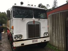 Kenworth tipper 8 wheeler caterpillar . Six rod . Pimpama Gold Coast North Preview