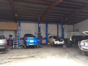 Automotive shop for sale Perth Perth City Area Preview