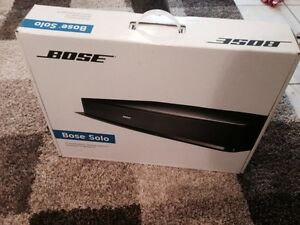 Bose solo TV SPEAKER BAR Trinity Park Cairns Area Preview