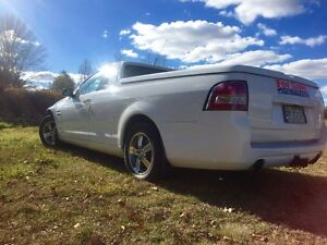 2010 Holden Omega Ute VE series II South Guyra Guyra Area Preview