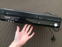 Panasonic dvd/vcr player Yanchep Wanneroo Area Preview