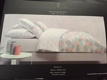 King Quilt Cover Set Wyoming Gosford Area Preview