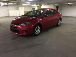 2016 Toyota Corolla LE 1.8L 4CYL, CRUISE CONTROL, GOOD ON GAS
