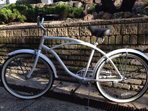 Men's cruiser bike Terrigal Gosford Area Preview