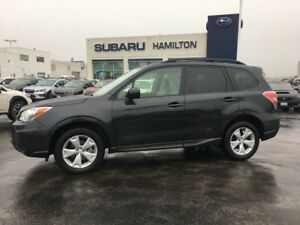 2016 Subaru Forester 2.5i Touring Package ONE OWNER | NO ACCI...