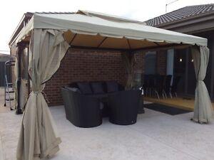 Almost new gazebo for sale Wyndham Vale Wyndham Area Preview