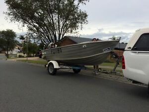 PRICE DROP 3.9 stacer 20hp 4stroke Honda Mermaid Waters Gold Coast City Preview