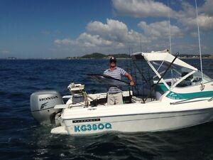 Seafarer Viking 5.5mt (18ft) 2007 Tallebudgera Gold Coast South Preview
