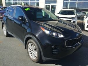 2017 Kia Sportage LX New Tires!  Factory Warranty!