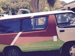 Cheap Toyota spacia van WA registered Burleigh Heads Gold Coast South Preview