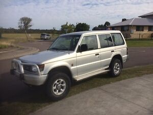 Mitsubishi Pajero unregistered Tanilba Bay Port Stephens Area Preview
