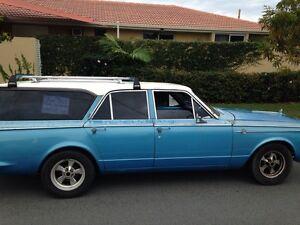 1965 AP6 Valiant Safari Wagon push button auto Burleigh Heads Gold Coast South Preview